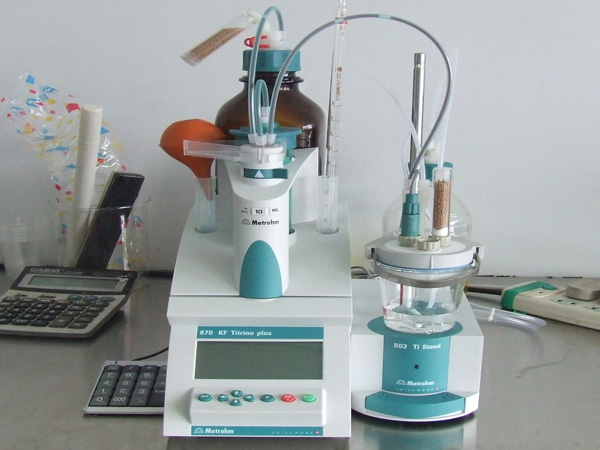 卡式水分测试仪