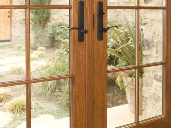 英特宝涂料-门窗铝型材应用